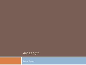 Arc Length Board Races