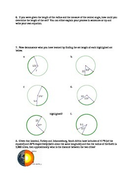 Arc Length Exploration
