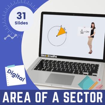 Arc Length & Sector Area - Grade 9, Grade 10, GCSE
