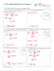 Arc Length and Sector Area Lesson