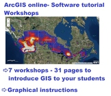 ArcGIS online Introductory Workshops