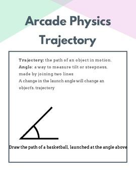 Arcade Field Trip - Force & Trajectory