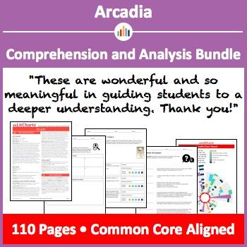 Arcadia – Comprehension and Analysis Bundle