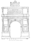 Arch of Titus Outline