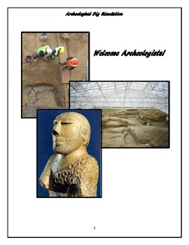 Elements of Civilizations Archaeological Dig