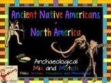 Archaeological Mix and Match: Paleo, Archaic, Woodland, and Mississippian People