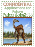 Paleontologist Application-Class Book