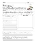 Archaeology Hunt Activity