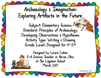 Archaeology & Imagination: Exploring Artifacts in the Future