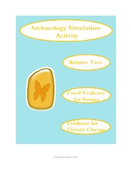 Archaeology Simulation - Earth's History