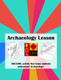 Archaeology and Cactus Hill - Hands-on activity to engage students!