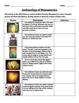 Archaeology of Mesoamerica