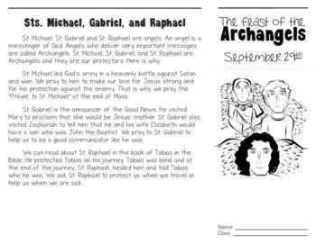 Archangel Trifold