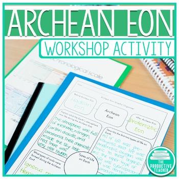 Earth History Reading Passage Set: Archean Eon