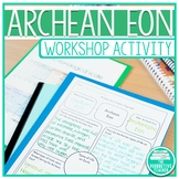 Earth History Reading Passage Set: Archean Eon