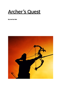 Archer's Quest by Linda Sue Park