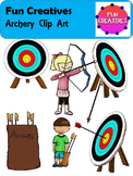 Archery Clip Art-Commercial Free