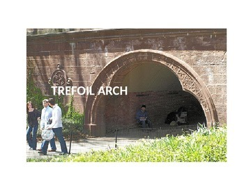 Arches, Columns, and Support Structures