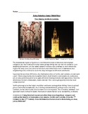 Two Sisters: Seville & Cordoba – Internet Essay Think Piece