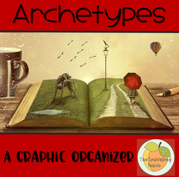 Archetype Chart - Adaptable to any story
