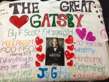 Archetype Project: The Great Gatsby