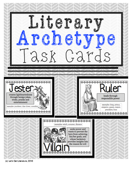 Archetype Task Cards