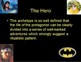 Archetype Unit Notes, Quizzes, and PowerPoint PPT