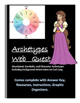 Archetype Web Quest