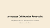 Archetypes Collaborative Powerpoint Activity
