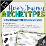 Archetypes in the Hero's Journey