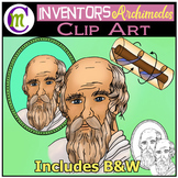 Archimedes Clip Art
