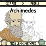 Archimedes Clip Art