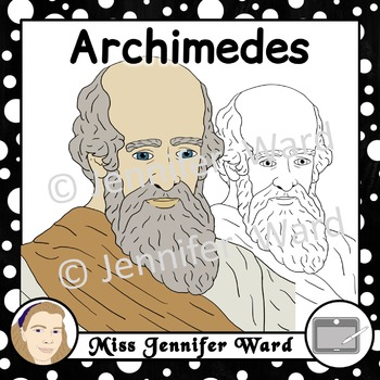 Archimedes Clipart