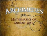 Archimedes, catapults, fractions, math history