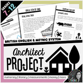 Architect Project - Floor Plan, Area, Volume & More!
