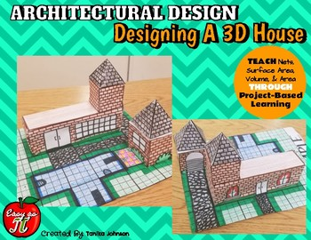Architectural Design: Building a 3D House (Project-Based)