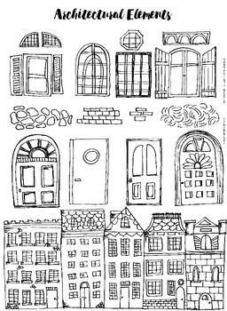 Architectural Elements Handout
