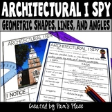 Geometry Activity | Geometric Shapes Lines and Angles