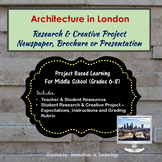 Architectural Landmarks in London - Research & Creative Technology Project