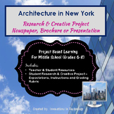 Architectural Landmarks in New York - Research & Creative Technology Project