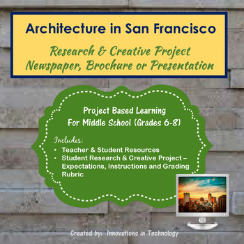 Architectural Landmarks in San Francisco - Creative Technology Project