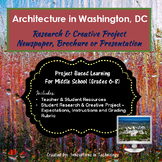 Architectural Landmarks in Washington, DC - Research & Creative Tech Project