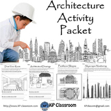 Architecture and Architect No Prep Building Drawing Activi