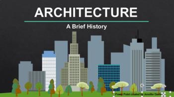 Architecture: A Brief History Bundle