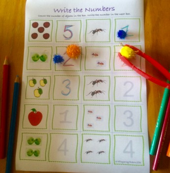 FREE Letter Distance Learning Kit: A (with Literacy, Math, Science & Humanities)