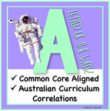 FREE Letter Distance Learning Kit: A (with Literacy, Math,