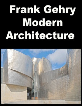 Architecture-  Modern Architecture Master -Frank Gehry PowerPoint(20 slides)