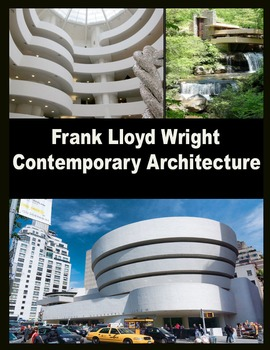 Architecture-Modern Architecture Master Frank Lloyd Wright