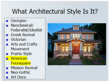 Architecture PowerPoint