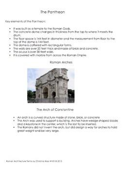 Architecture-Roman Bundle